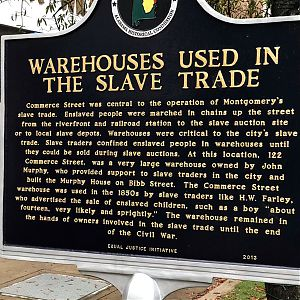 Slave warehouse tablet