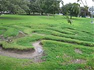 This Labyrinth is deeply rutted